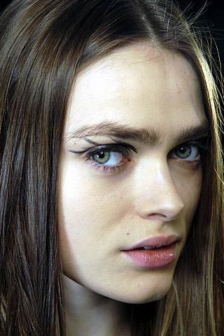 Marc by Marc Jacobs Fall 2006 Ready-to-Wear Backstage 0001