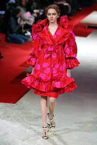 Christian Lacroix Spring 2006 Haute Couture Collections 0001