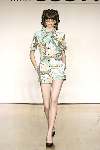Jeremy Scott Spring 2007 Ready-to-wear Collections 0001