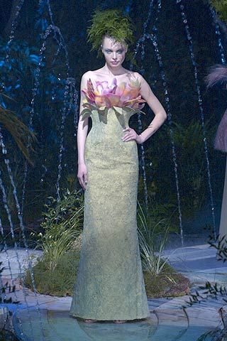 Franck Sorbier Spring 2006 Haute Couture Collections 0001