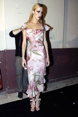 Valentino Spring 2006 Haute Couture Backstage 0001