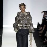 Oscar de la Renta Fall 2006 Ready-to-Wear Collections 0001