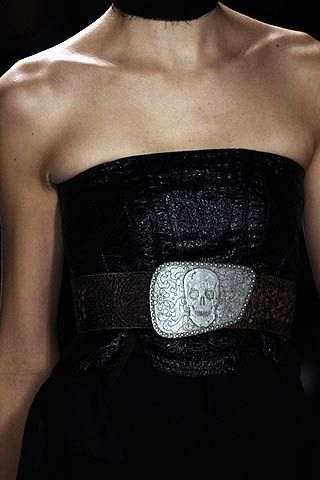 Alexandre Hercovitch Fall 2006 Ready-to-Wear Haute Couture Detail 0001