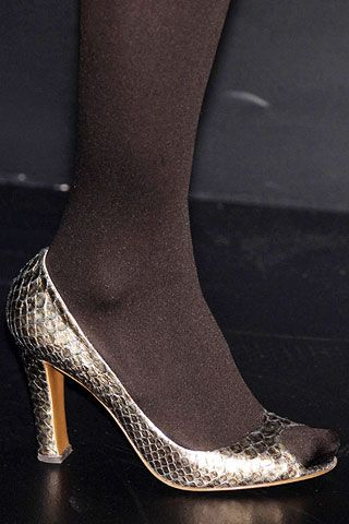 Malandrino Fall 2006 Ready-to-Wear Detail 0001