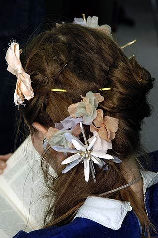 Chanel Spring 2006 Haute Couture Backstage 0001