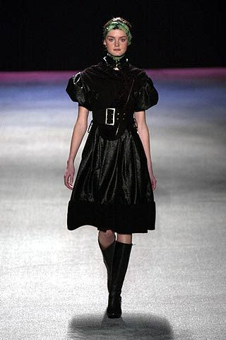 Alexandre Hercovitch Fall 2006 Ready-to-Wear Haute Couture Collections 0001