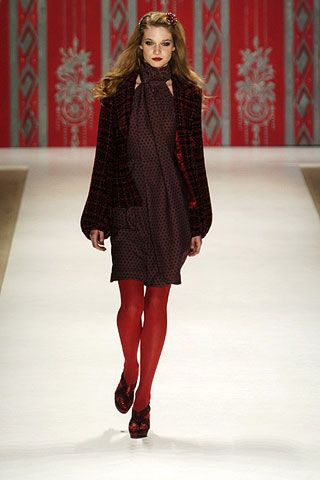 Nanette Lepore Fall 2006 Ready-to-Wear Collections 0001