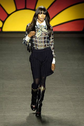 Anna Sui Fall 2006 Ready-to-Wear Collections 0001