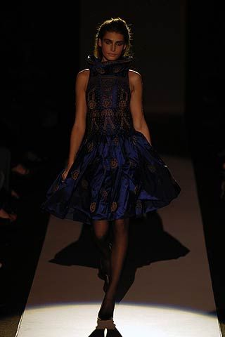 Badgley Mischka Fall 2006 Ready-to-Wear Collections 0001