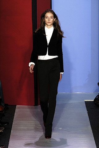 Chaiken Fall 2006 Ready-to-Wear Collections 0001