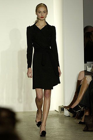 Behnaz Sarafpour Fall 2006 Ready-to-Wear Collections 0001