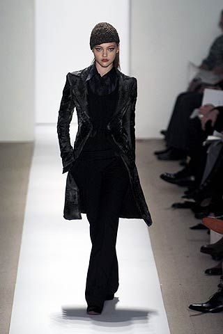 J. Mendel Fall 2006 Ready-to-Wear Collections 0001