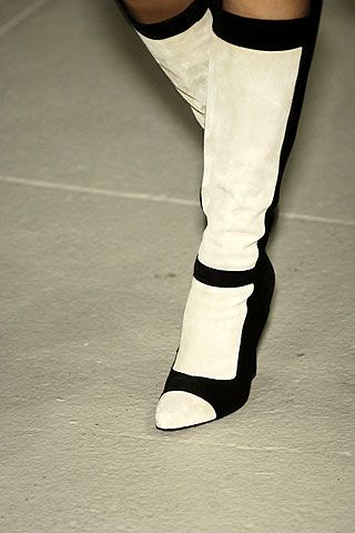 Narciso Rodriguez Fall 2006 Ready-to-Wear Detail 0001