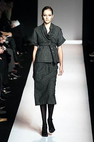 Vera Wang Fall 2006 Ready-to-Wear Collections 0001