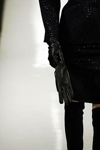 Chado Ralph Rucci Fall 2006 Ready-to-Wear Detail 0001
