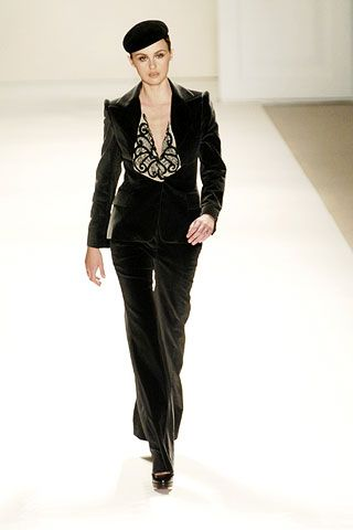 Temperley Fall 2006 Ready-to-Wear Collections 0001