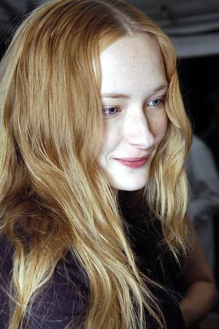 Marc Jacobs Fall 2006 Ready-to-Wear Backstage 0001