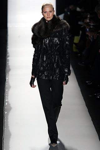 Chado Ralph Rucci Fall 2006 Ready-to-Wear Collections 0001