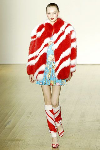 Jeremy Scott Fall 2006 Ready-to-Wear Collections 0001