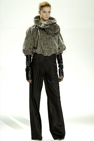 Doo Ri Fall 2006 Ready-to-Wear Collections 0001