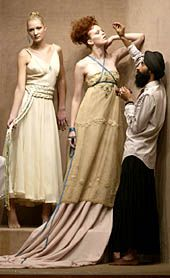 Imitation of Christ Fall 2002 Ready-to-Wear Collection 0003