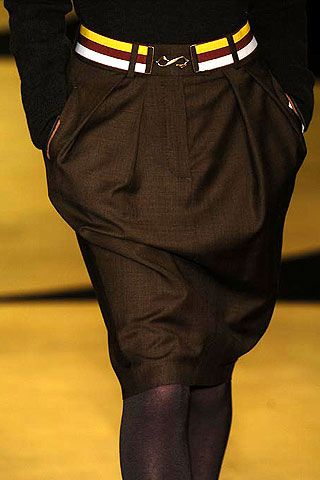Paul Smith Fall 2006 Ready-to-Wear Detail 0001