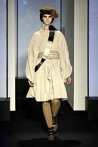 Jessica Ogden Fall 2006 Ready-to-Wear Collections 0001