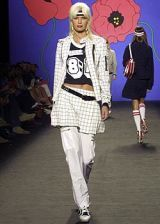 Anna Sui Spring 2003 Ready-to-Wear Collection 0003