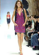 Clements Ribeiro Spring 2003 Ready-to-Wear Collection 0002