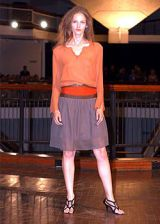 Sophia Kokosalaki Spring 2003 Ready-to-Wear Collection 0002
