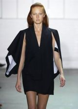 Behnaz Sarafpour Spring 2003 Ready-to-Wear Collection 0002