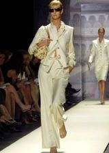 Oscar de La Renta Spring 2003 Ready-to-Wear Collection 0003