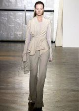 Rick Owens Spring 2003 Ready-to-Wear Collection 0002