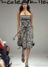 Nicole Miller Spring 2003 Ready-to-Wear Collection 0003