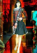 Red, Fashion, Costume, One-piece garment, Costume design, Cocktail dress, High heels, Day dress, Fashion model, Fashion design,