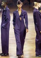 Yohji Yamamoto Spring 2003 Ready-to-Wear Collection 0002