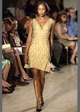 Zac Posen Spring 2003 Ready-to-Wear Collection 0002