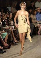 Zac Posen Spring 2003 Ready-to-Wear Collection 0003