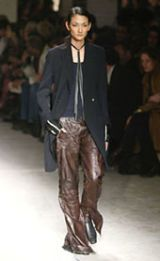 Marithe + Francois Girbaud Fall 2002 Ready-to-Wear Collection 0003