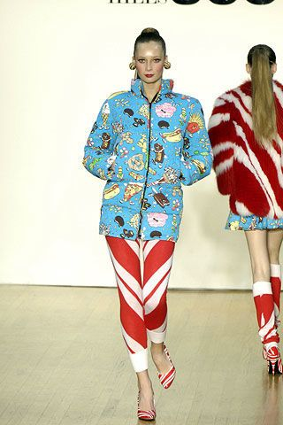 Jeremy Scott Fall 2006 Ready-to-Wear Collections 0002