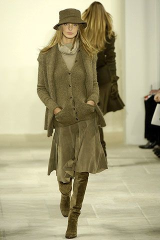 Ralph Lauren Fall 2006 Ready-to-Wear Collections 0003