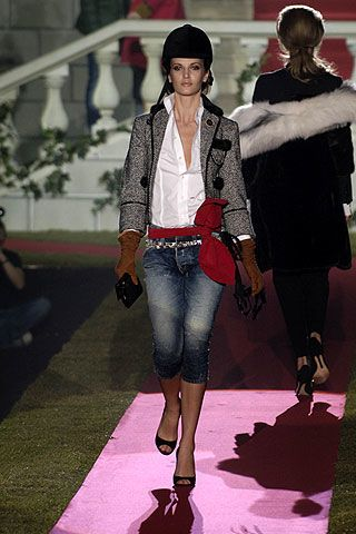 Dsquared2 Fall 2006 Ready-to-Wear Collections 0002