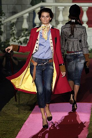 Dsquared2 Fall 2006 Ready-to-Wear Collections 0003