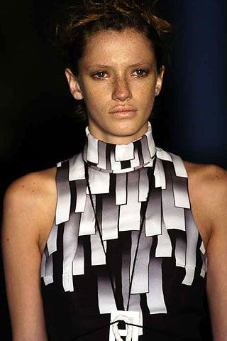 Jonathan Saunders Fall 2006 Ready-to-Wear Detail 0002