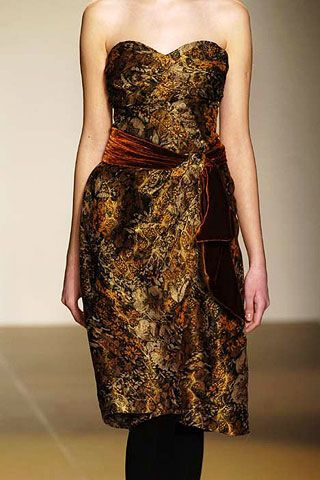 Nicole Farhi Fall 2006 Ready-to-Wear Detail 0003