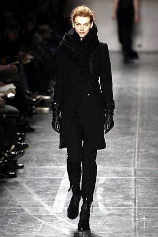 Ann Demeulemeester Fall 2006 Ready-to-Wear Collections 0002