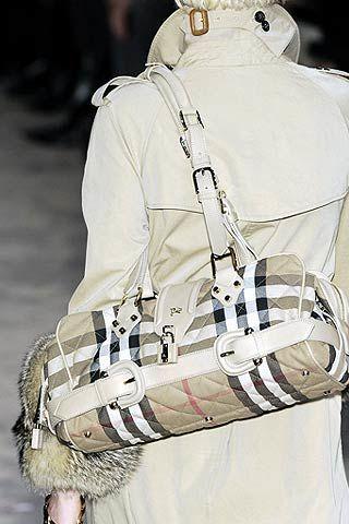 Burberry Prorsum Fall 2006 Ready-to-Wear Detail 0002
