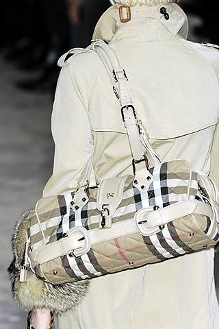 Burberry Prorsum Fall 2006 Ready-to-Wear Detail 0002