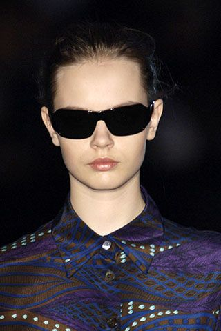 Salvatore Ferragamo Fall 2006 Ready-to-Wear Detail 0002