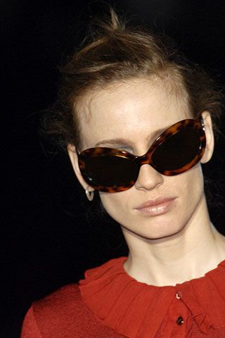Salvatore Ferragamo Fall 2006 Ready-to-Wear Detail 0003